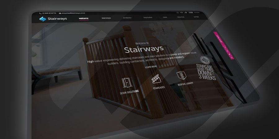 Stairways launches new website