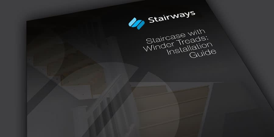 Stairways Staircase with Winder Installation Guide