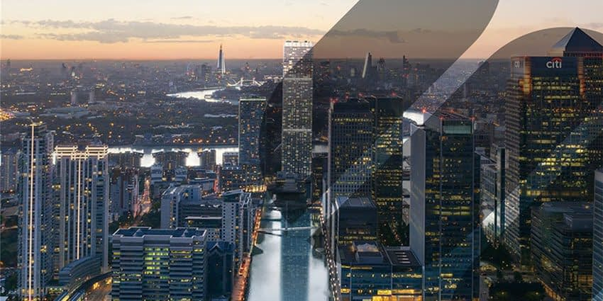 Stairways Prestigious London development – Landmark Pinnacle project