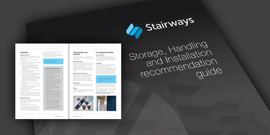 Stairways Door Installation Guide