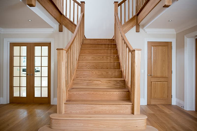 Stairways Feature staircase
