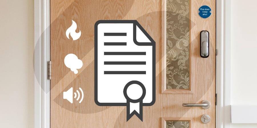 Fire door certification documents: the top 10 basics